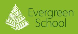 Evergreen School logo 300x132