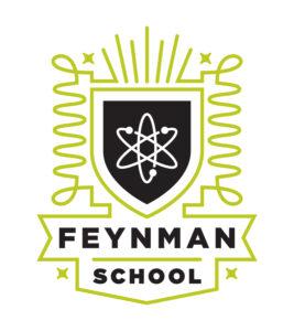 Feynman School logo 267x300
