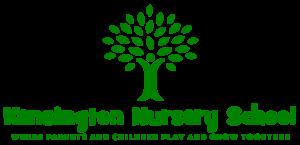 Kensington Nursery School logo 300x145