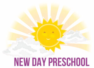 New Day Preschool logo 300x219