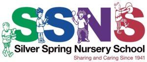 Silver Spring Nursery School logo 300x128