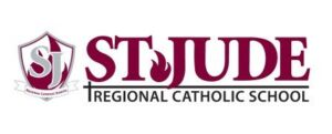 St. Jude Regional Catholic School logo 300x121