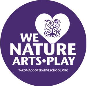Takoma Park Cooperative Nursery School logo 300x296