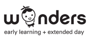 Wonders Early Learning and Extended Day logo 1 300x137