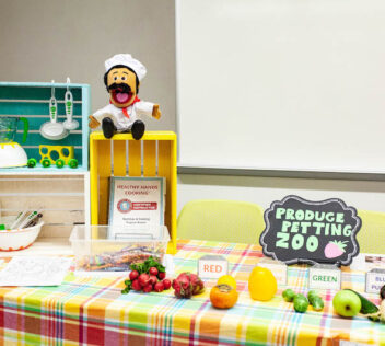 Extracurricular organization cooking class