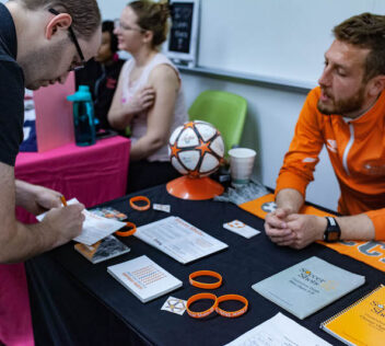 Extracurricular organizations at the 2019 Southern MoCo Pre-K Fair