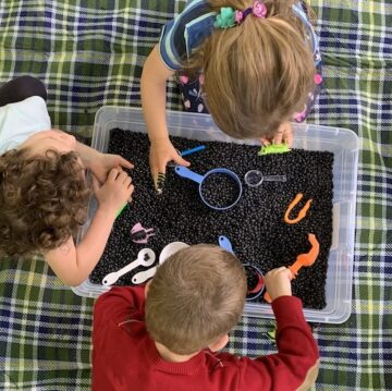 WAM & Fam parents group: Kids science club